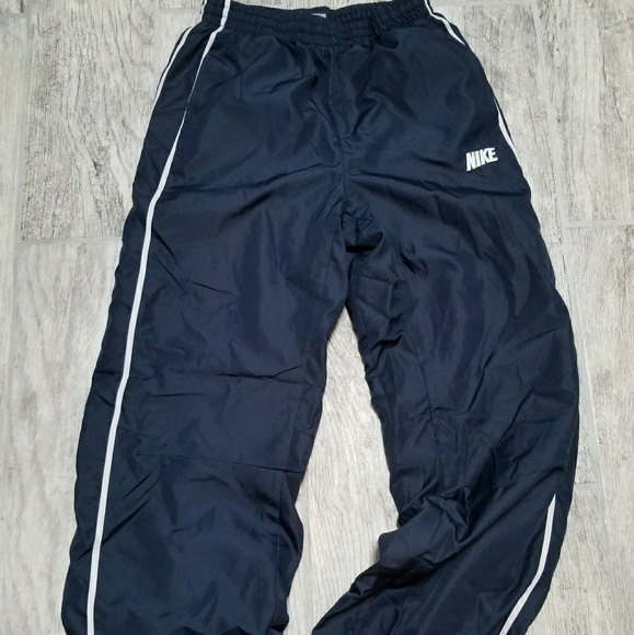 Nike Bottoms Boys Lined Track Pants Size Large Poshmark